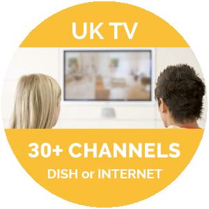 UK TV In Spain