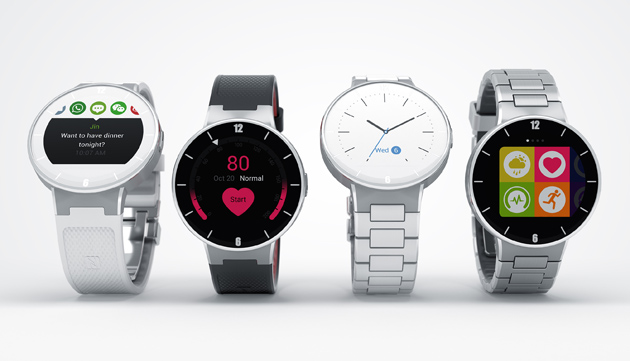 alcatel WATCH-Color-and-range