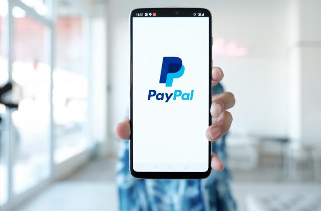 PayPal mobiele app