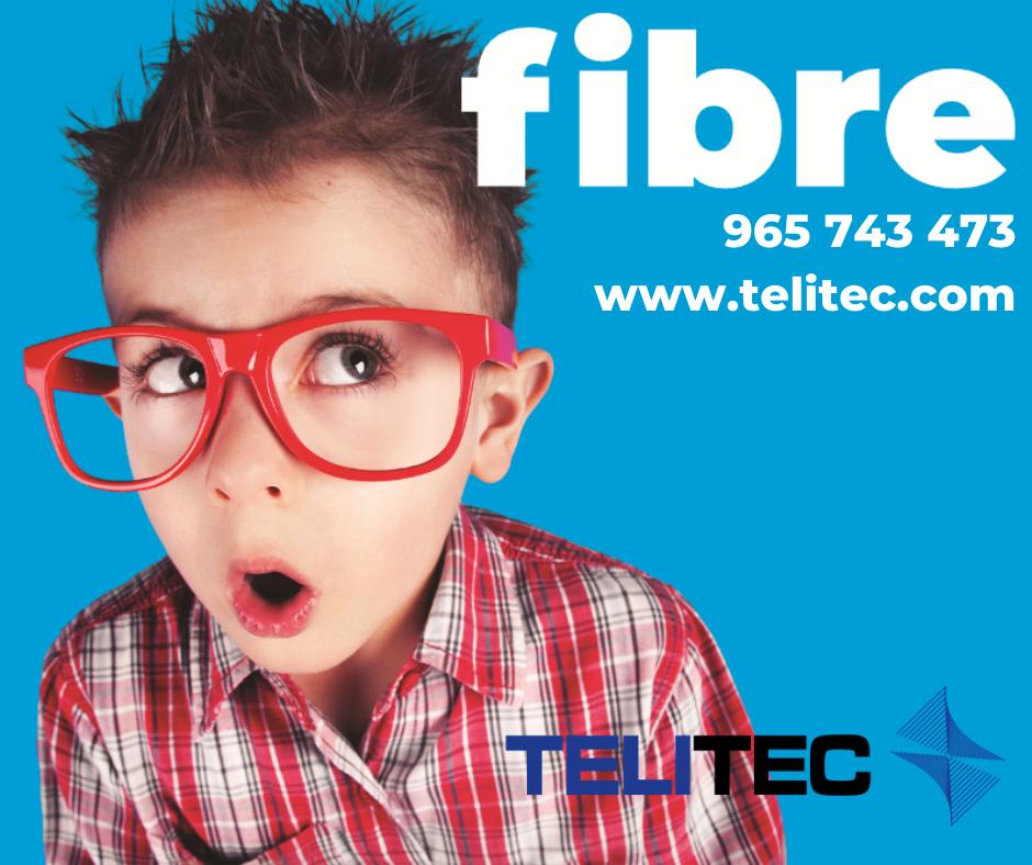 Telitec Fibre www.telitec.com