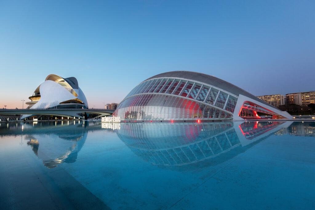IMAX & 3D-bioscoop in een enorm complex